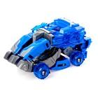 Робот - трансформер «Часы», трансформируется в робота и машинку, цвета МИКС - фото 105503573