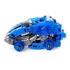 Робот - трансформер «Часы», трансформируется в робота и машинку, цвета МИКС - фото 105503574