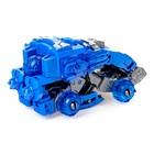 Робот - трансформер «Часы», трансформируется в робота и машинку, цвета МИКС - фото 105503575