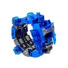 Робот - трансформер «Часы», трансформируется в робота и машинку, цвета МИКС - фото 105503576