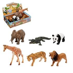 Фигурка животного «Мир диких животных» в наличии