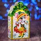 """Коробка подарочная """"Модница"""",с раскраской, 11,1 x 5,8 x 20,5 см"""