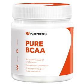 BCAA, натуральный вкус, 200 г.