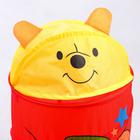 "Корзина для игрушек ""Мои игрушки"" Медвежонок - фото 105493270"