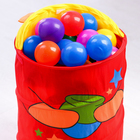 "Корзина для игрушек ""Мои игрушки"" Медвежонок - фото 105493269"