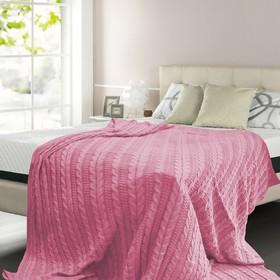 Плед Buena's Noches SV h1, размер 150 × 200 см, цвет розовый