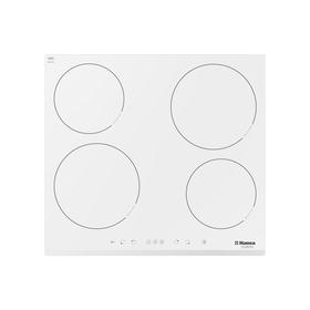 Варочная поверхность Hansa BHIW 67323, индукционная, 4 конфорки, сенсор, белая