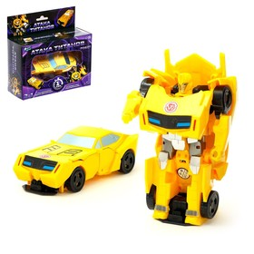 спорткар жёлтый