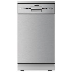 Посудомоечная машина Hansa ZWM 427 EIH, класс А++, 10 комплектов, 7 программ, серебр.