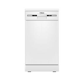Посудомоечная машина Hansa ZWM 427 EWH, класс А++, 10 комплектов, 7 программ, белая