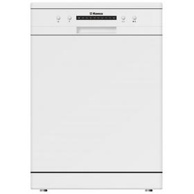 Посудомоечная машина Hansa ZWM 616 WH, класс А++, 12 комплектов, 11 л, 6 программ, белая