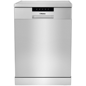 Посудомоечная машина Hansa ZWM 626 ESH, класс А++, 14 комплектов, 10 л, 6 программ, серебр.