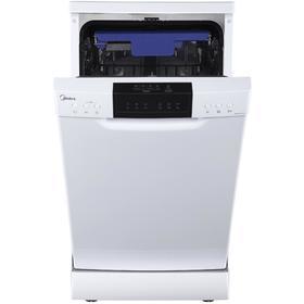Посудомоечная машина Midea MFD45S110W, класс А++, 10 комплектов, 9 л, 4 программы, белая