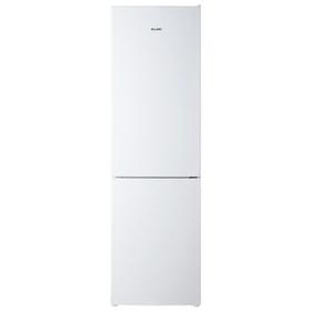 """Холодильник """"Атлант"""" 4624-101, двухкамерный, класс А+, 361 л, белый"""