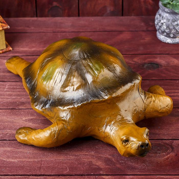 """Сувенир """"Черепаха"""", обтянутый кожей"""