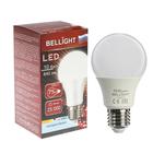 Лампа светодиодная BELLIGHT, А60, 10 Вт, Е27, 4000 К, 840 Лм
