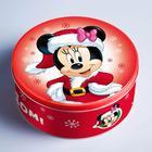 Коробка подарочная жестяная «Счастливого Нового года!», Микки Маус