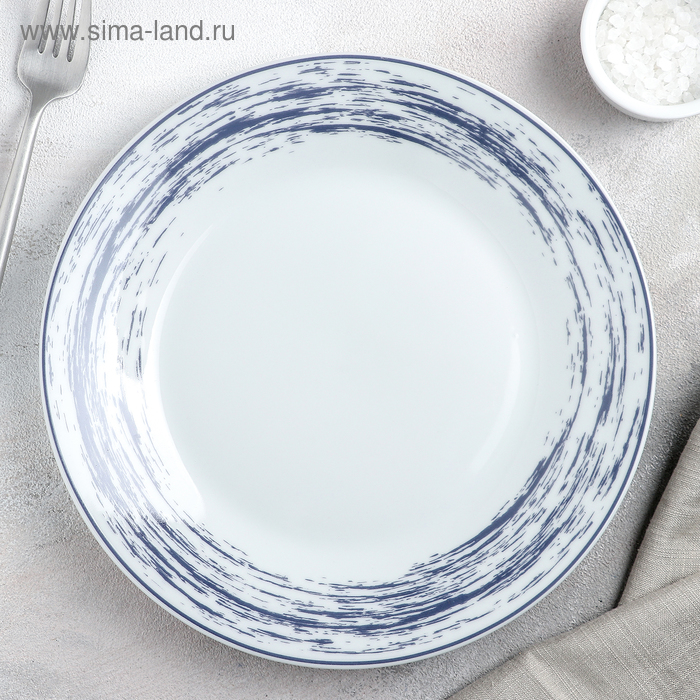 """Plate dining """"swallow's nest"""" 24 cm"""
