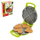 "Home appliances ""waffle Iron"", with light and sound effects"