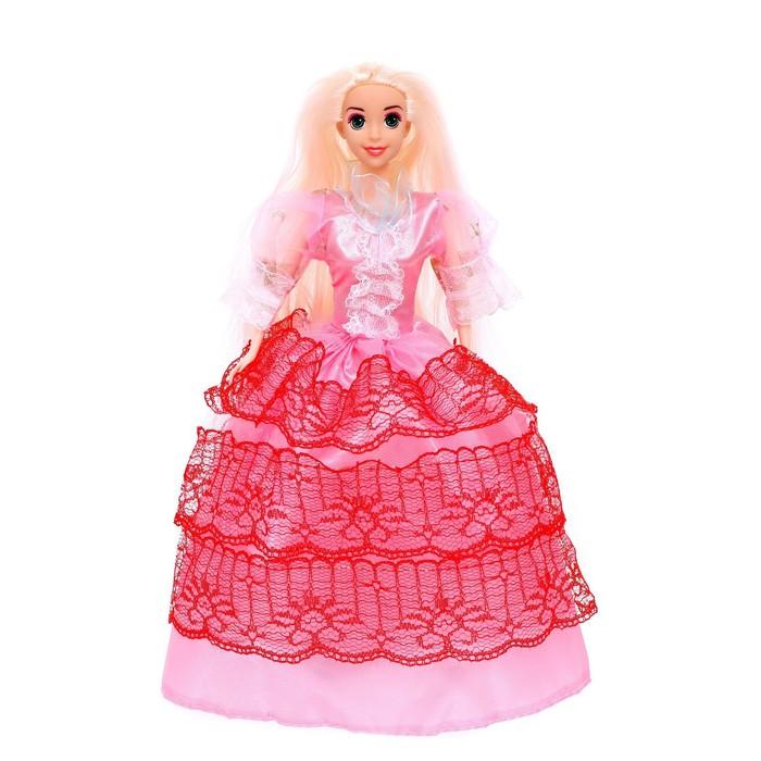 Кукла сказочная «Злата» в платье, цвета МИКС