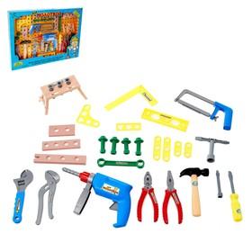 Набор инструментов «Кузя Молотков»
