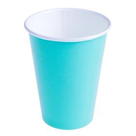 """Стакан """"Мятный"""", для горячих напитков 350 мл, диаметр 90 мм"""
