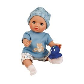 Кукла виниловая, водонепроницаемая, 30 см
