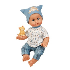 Кукла виниловая, водонепроницаемая, 45 см