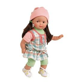 Кукла мягконабивная «Ханна», русая, 36 см