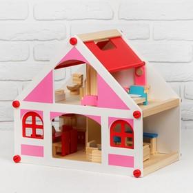 Кукольный домик 8,5×40×38 см