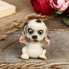 "Decorative figurine ""Baby dolmatinets"" 7.5 cm"