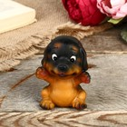 "Decorative figurine ""Little Rottweiler"" 7.5 cm"