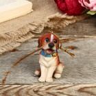 """Decorative figurine """"Beagle Puppy"""" 7.5 cm"""