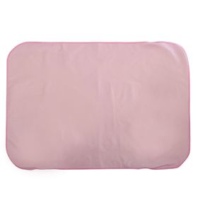 Наматрасник из клеёнки с ПВХ-покрытием, 68х100 см, в кроватку, цвета МИКС Ош