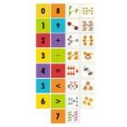 Конструктор магнитный «Обучающая математика», 45 деталей - фото 105629411