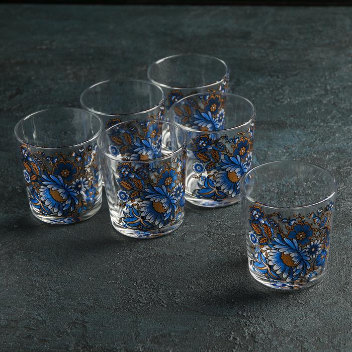 """Набор стаканов 250 мл """"Милори"""", 6 шт"""