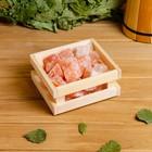 Ящик с гималайской солью, 1 кг