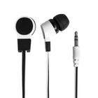 Наушники Dialog EP-05, вакуумные, 3.5 мм, кабель 1 м, черные
