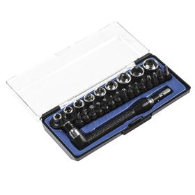 A set of sockets and bits KROFT 202011, 26 items
