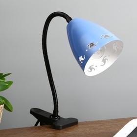 Лампа настольная 8828608/1 E27 40Вт МИКС 15х35х12 см