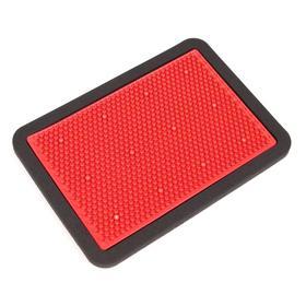 Аппликатор кузнецова металломагнитный, 15 × 22 см, цвет красный