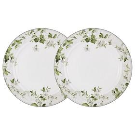 Набор из 2-х закусочных тарелок «Веста», 27 см