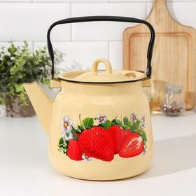 {{photo.Alt || photo.Description || 'Чайник «Клубника садовая» 3,5 л, цвет бежевый'}}
