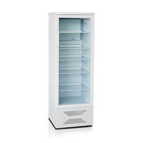 """Холодильный шкаф витринного типа """"Бирюса"""" 310, 310 л, +1...+10 °C, белый"""