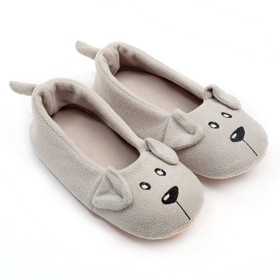 Home shoes women's TAP MODA art. 172/2 (gray) (p. 35)