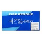 Машина металлическая «Пожарная», световые и звуковые эффекты, масштаб 1:48, МИКС - фото 105653761