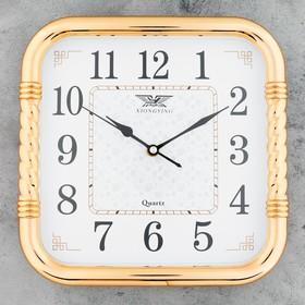 """Часы настенные, серия: Классика, """"Арика"""", 29х29 см"""