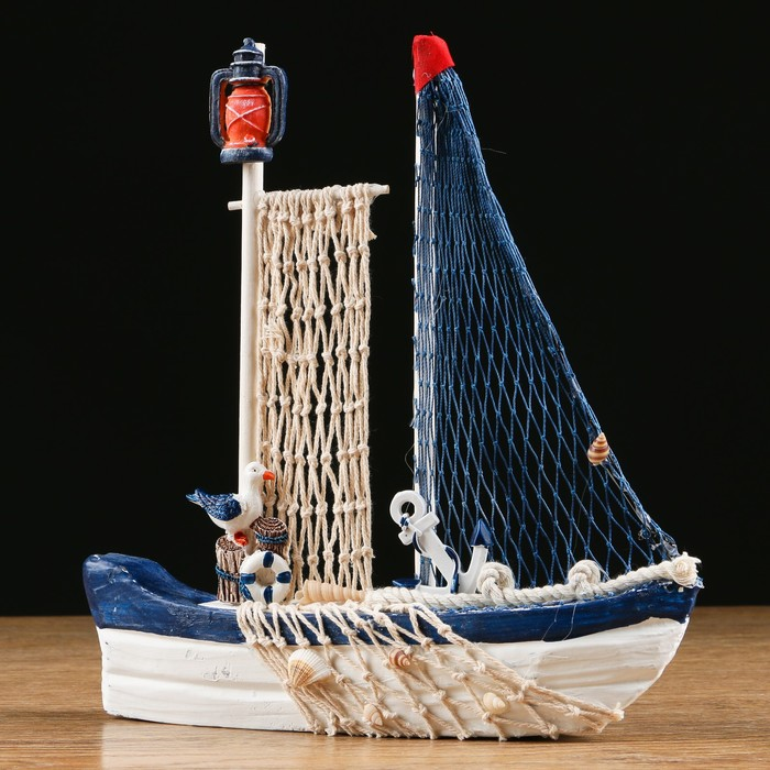 Корабль , «Паллада»,  23х6х24 см