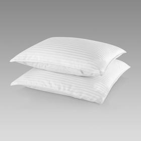 Подушка «Лебяжий пух», размер 40 × 60 см, сатин-жаккард