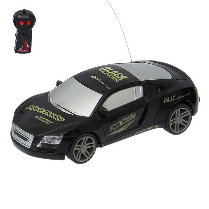 """Машина радиоуправляемая """"Купе"""", работает от батареек, масштаб 1:32, МИКС"""